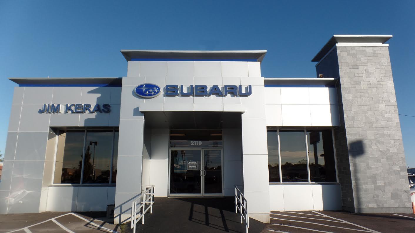 Jim Keras Subaru >> Jim Keras Subaru | New Subaru & Used Car Dealer in Memphis, TN