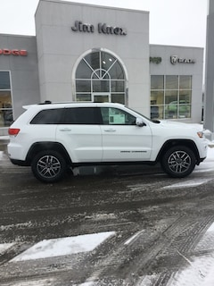 New 2019 Jeep Grand Cherokee LIMITED 4X4 Sport Utility for Sale in Hillsdale, MI
