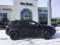 New 2019 Jeep Cherokee TRAILHAWK 4X4 Sport Utility for Sale in Hillsdale, MI