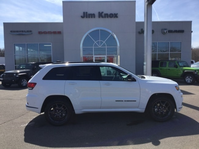 New 2019 Jeep Grand Cherokee LIMITED X 4X4 Sport Utility for Sale in Hillsdale, MI