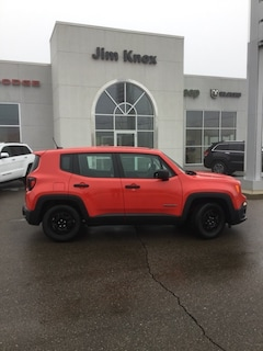 Used 2017 Jeep Renegade Sport SUV for Sale in Hillsdale, MI
