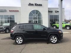 Used 2018 Jeep Compass Latitude SUV for Sale in Hillsdale, MI