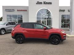 New 2019 Jeep Compass ALTITUDE 4X4 Sport Utility for Sale in Hillsdale, MI