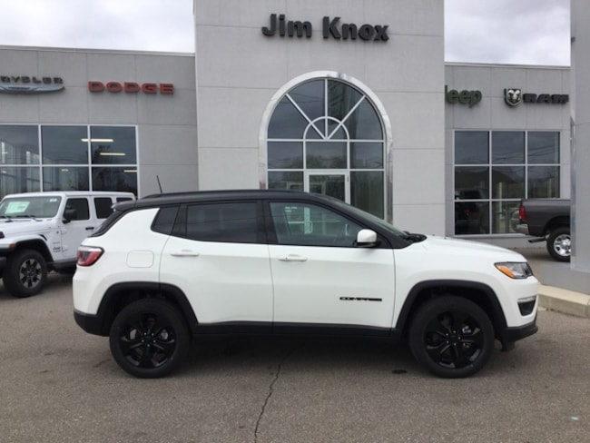 New 2019 Jeep Compass ALTITUDE 4X4 Sport Utility for Sale in Hillsdale, MI