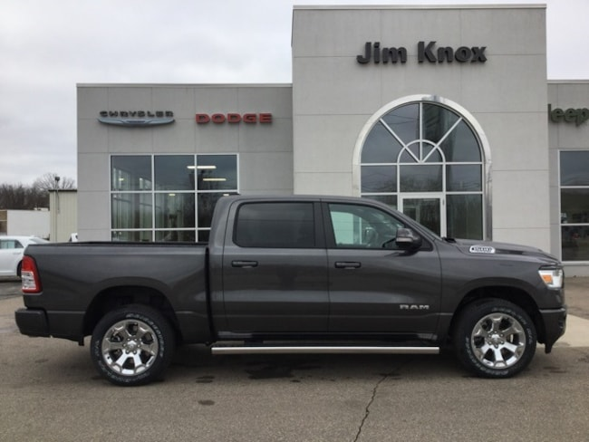 New 2019 Ram 1500 BIG HORN / LONE STAR CREW CAB 4X4 5'7 BOX Crew Cab for Sale in Hillsdale, MI