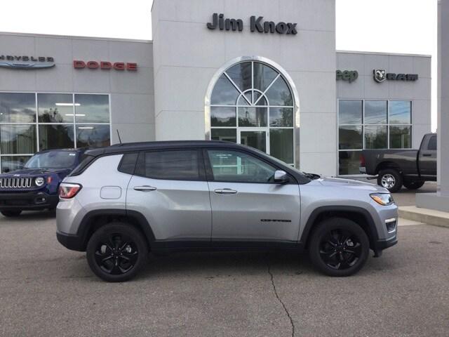 2019 Jeep Compass Sport Utility