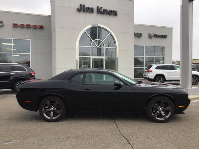 2014 Dodge Challenger Coupe