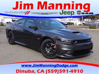 New 2019 Dodge Charger R/T SCAT PACK RWD Sedan For Sale Dinuba CA