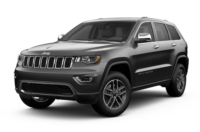 New  2019 Jeep Grand Cherokee LIMITED 4X4 Sport Utility For Sale/Lease Dinuba, CA