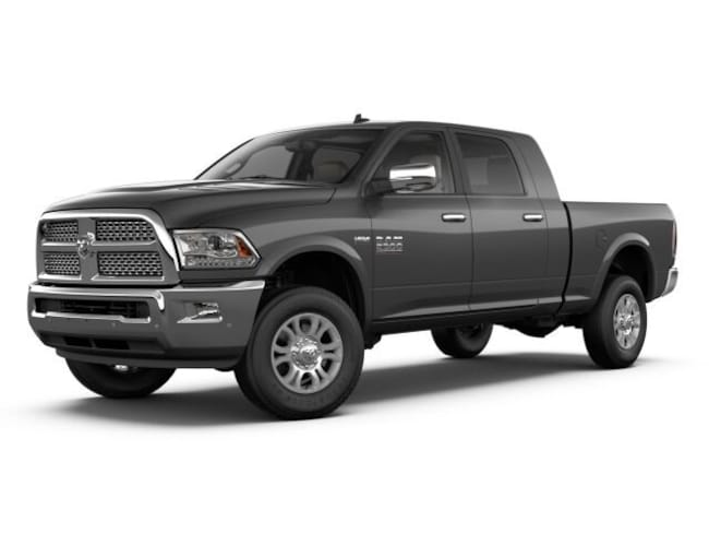 New  2018 Ram 2500 LARAMIE MEGA CAB 4X4 6'4 BOX Mega Cab For Sale/Lease Dinuba, CA