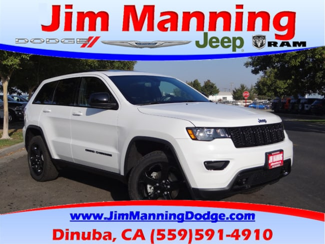 New  2019 Jeep Grand Cherokee UPLAND 4X4 Sport Utility For Sale/Lease Dinuba, CA