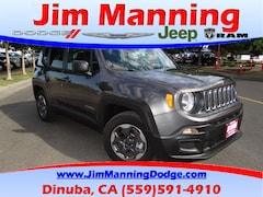2018 Jeep Renegade SPORT FWD Sport Utility