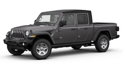 New 2020 Jeep Gladiator SPORT S 4X4 Crew Cab For Sale in Dinuba, CA