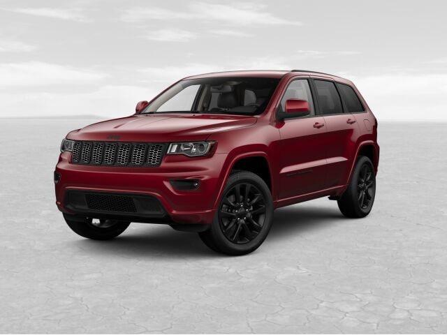 New 2018 Jeep Grand Cherokee ALTITUDE 4X4 Sport Utility For Sale/Lease  Dinuba, CA