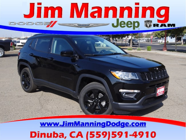 New  2019 Jeep Compass ALTITUDE FWD Sport Utility For Sale/Lease Dinuba, CA
