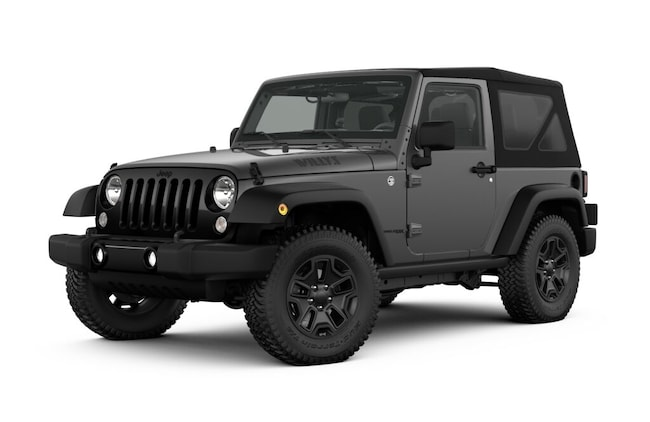 New  2018 Jeep Wrangler JK WILLYS WHEELER 4X4 Sport Utility For Sale/Lease Dinuba, CA