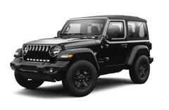 New 2021 Jeep Wrangler SPORT 4X4 Sport Utility For Sale in Dinuba, CA