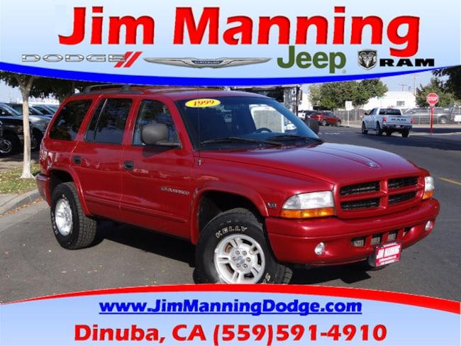 Used 1999 Dodge Durango SLT 4X4 For Sale Dinuba, CA