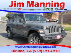 New 2020 Jeep Wrangler UNLIMITED FREEDOM 4X4 Sport Utility For Sale in Dinuba, CA