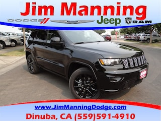 New 2018 Jeep Grand Cherokee ALTITUDE 4X2 Sport Utility For Sale Dinuba CA