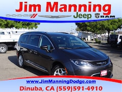 New 2020 Chrysler Pacifica TOURING L Passenger Van For Sale in Dinuba, CA