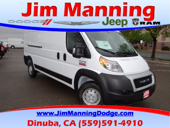 New  2019 Ram ProMaster 2500 CARGO VAN HIGH ROOF 159 WB Cargo Van For Sale/Lease Dinuba, CA