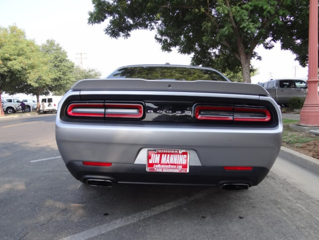 Used 2015 Dodge Challenger R/T Super Track Pak For Sale | Dinuba CA