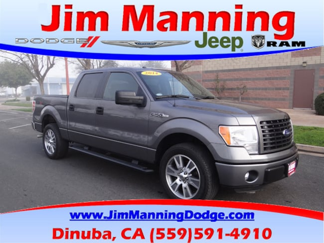 Used 2014 Ford F-150 STX Sport 2WD Supercrew For Sale Dinuba, CA