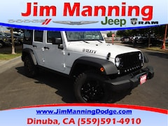 2018 Jeep Wrangler Unlimited WRANGLER JK UNLIMITED WILLYS WHEELER W 4X4 Sport Utility