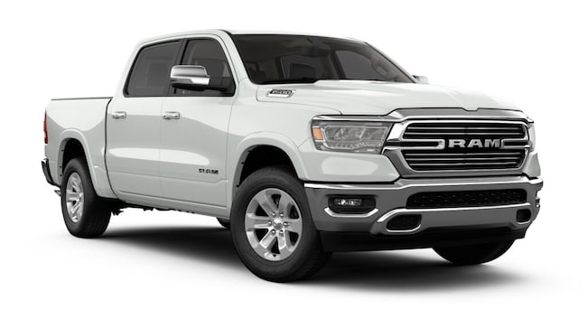 New  2019 Ram 1500 LARAMIE CREW CAB 4X4 5'7 BOX Crew Cab For Sale/Lease Dinuba, CA