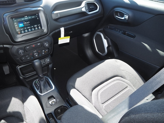 Jim Marsh Jeep >> New 2018 Jeep Renegade LATITUDE 4X2 For Sale | Las Vegas NV