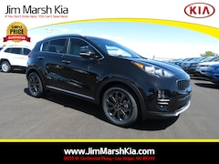 New 2018 Kia Sportage EX SUV in Las Vegas, NV