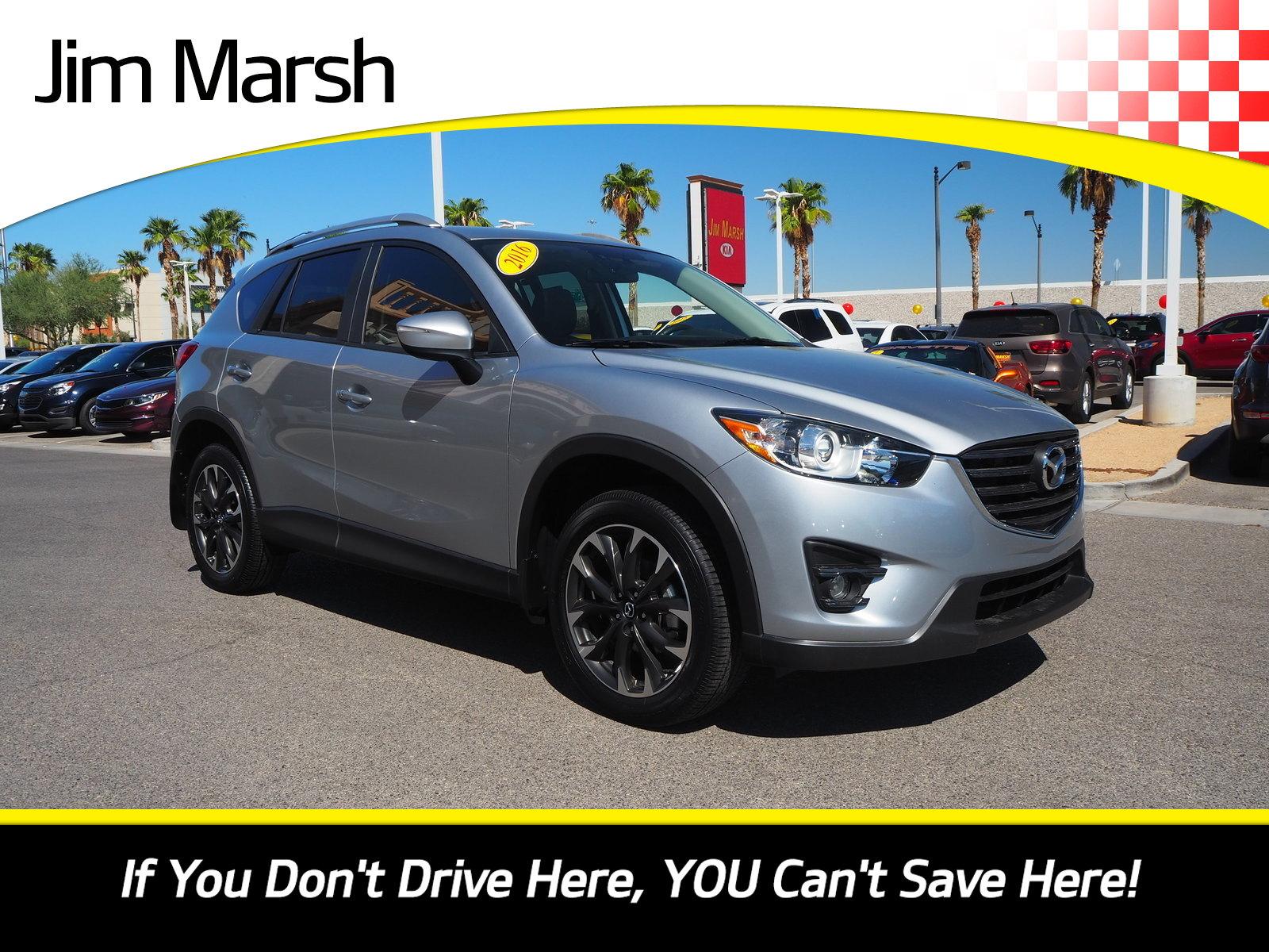Used 2016 Mazda CX 5 Grand Touring In Las Vegas, NV