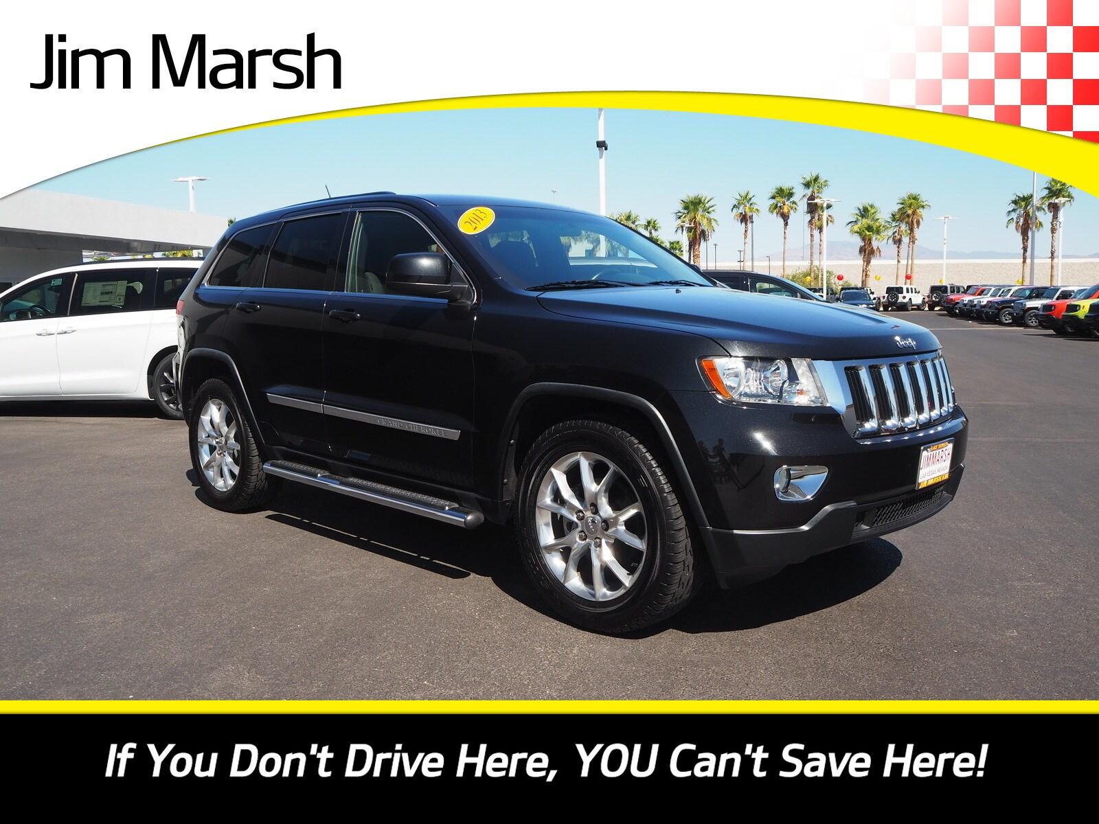 Used 2013 Jeep Grand Cherokee RWD 4dr Laredo Sport Utility In Las Vegas, NV