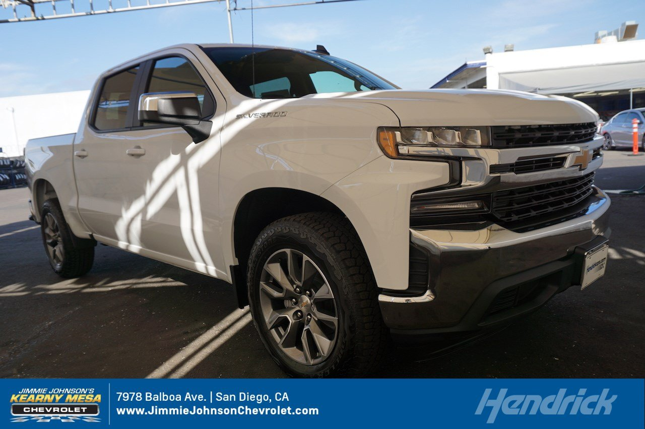 2019 Chevrolet Silverado 1500 LT Pickup