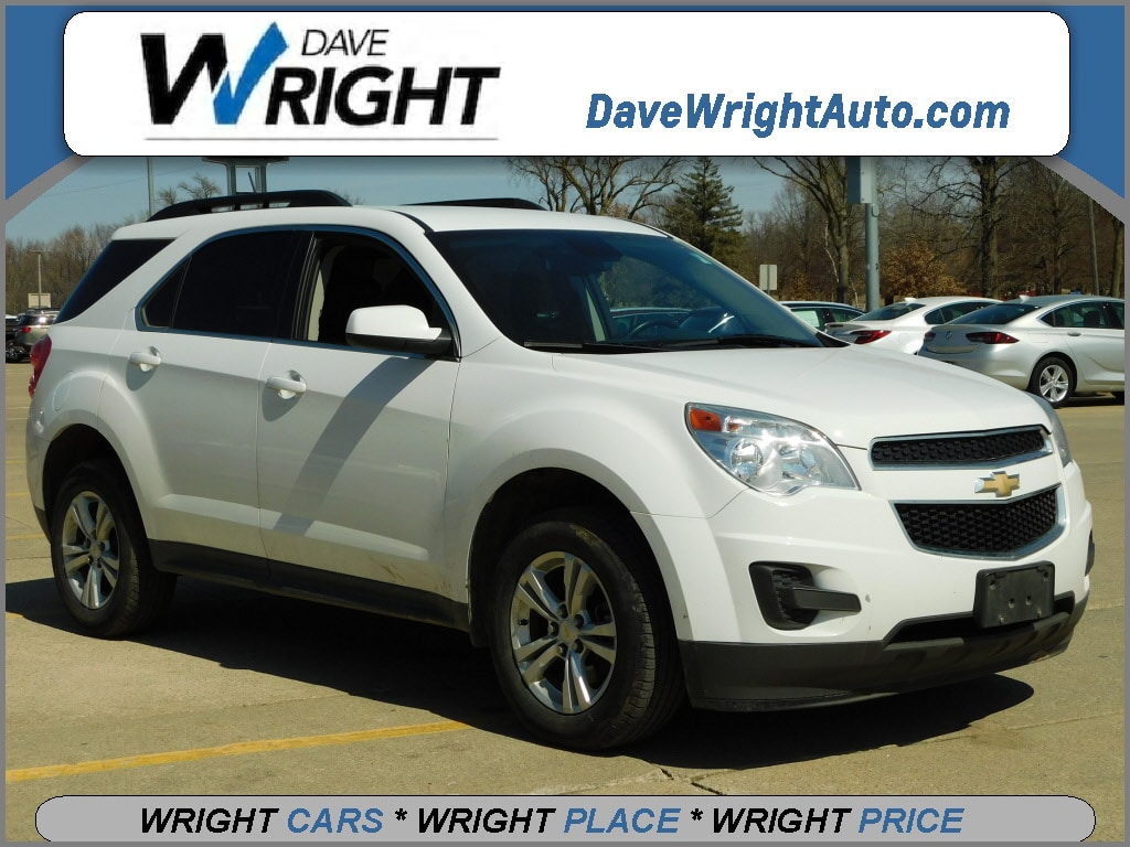 Used 2013 Chevrolet Equinox For Sale at Dave Wright Auto | VIN