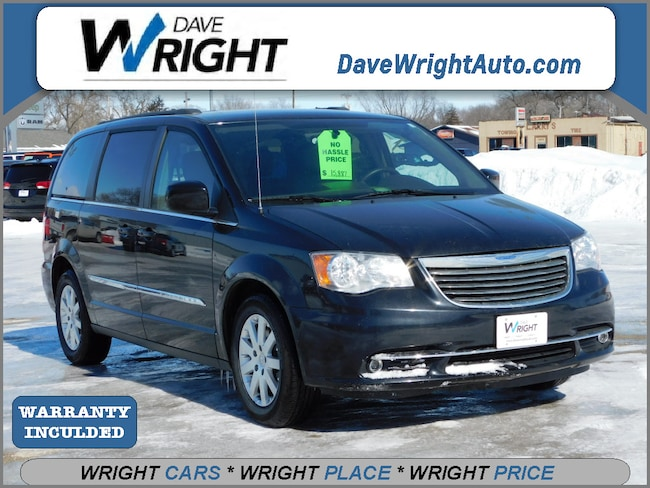 Used 2016 Chrysler Town Country For Sale At Dave Wright Auto Vin