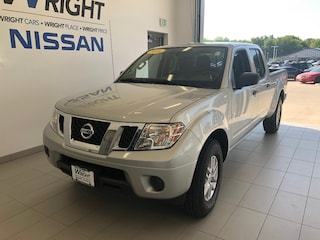 2016 Nissan Frontier SL 4x4 SL  Crew Cab 6.1 ft. SB Pickup 5A