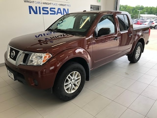 2016 Nissan Frontier SV 4x4 SV  Crew Cab 5 ft. SB Pickup 5A