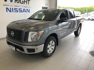 2019 Nissan Titan SV Truck Crew Cab