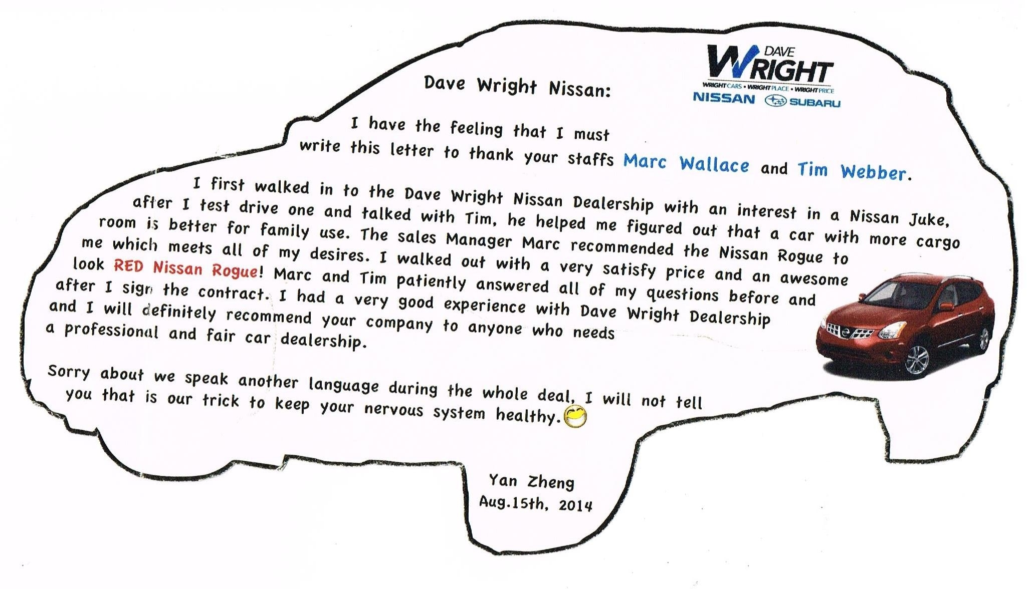 Dave Wright Subaru Reviews | Subaru Dealership near Waterloo, IA