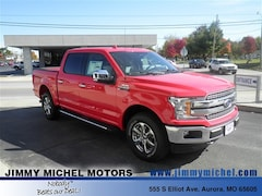 New Ford for sale 2018 Ford F-150 Lariat 4x4 Truck 1FTEW1E58JKF56769 in Aurora, MO