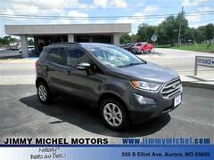 New Ford for sale 2018 Ford EcoSport SE SUV MAJ6P1UL7JC213727 in Aurora, MO