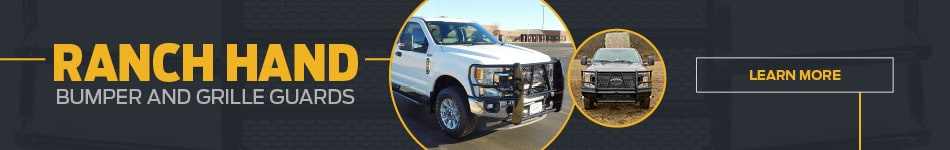 Ranch Hand Bumper and Grille Guards