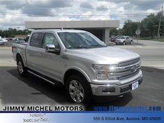 New Ford for sale 2018 Ford F-150 Lariat 4x4 Truck 1FTEW1EG2JKE70908 in Aurora, MO