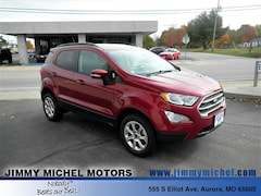 New Ford for sale 2018 Ford EcoSport SE SUV MAJ6P1UL9JC228651 in Aurora, MO