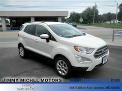New Ford for sale 2018 Ford EcoSport SE SUV MAJ3P1TE2JC188211 in Aurora, MO