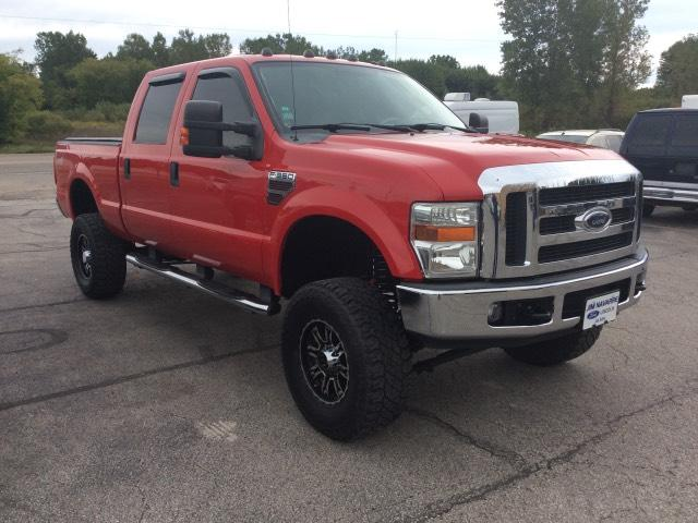 2008 Ford F-350SD Lariat Truck
