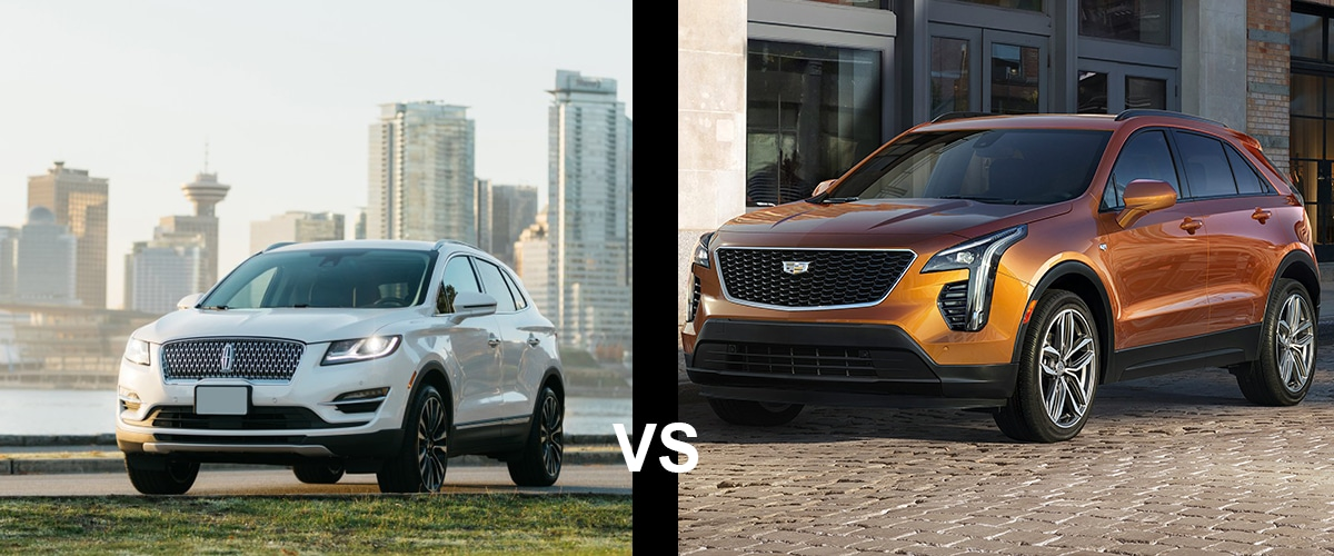 2019 Lincoln MKC vs Cadillac XT4 | Alma Lincoln