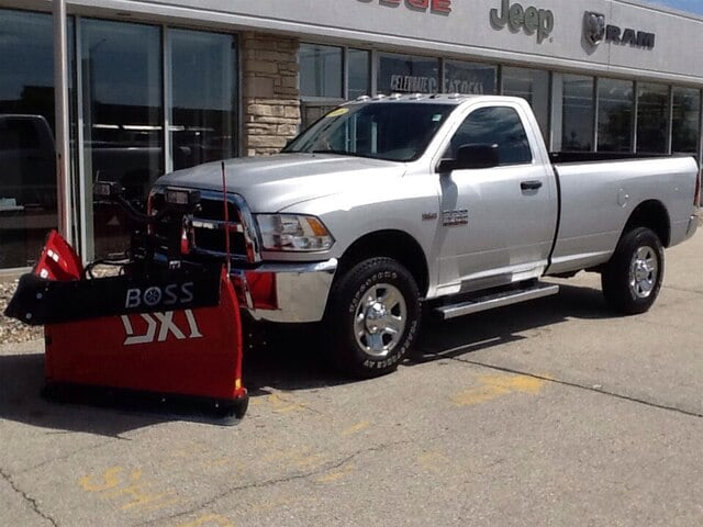 Ram 2500 For Sale >> Used Used 2018 Ram 2500 Tradesman For Sale Sturgeon Bay Wi